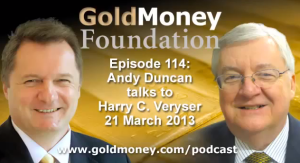 Harry C. Veryser GoldMoney