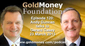 Gerard Casey GoldMoney