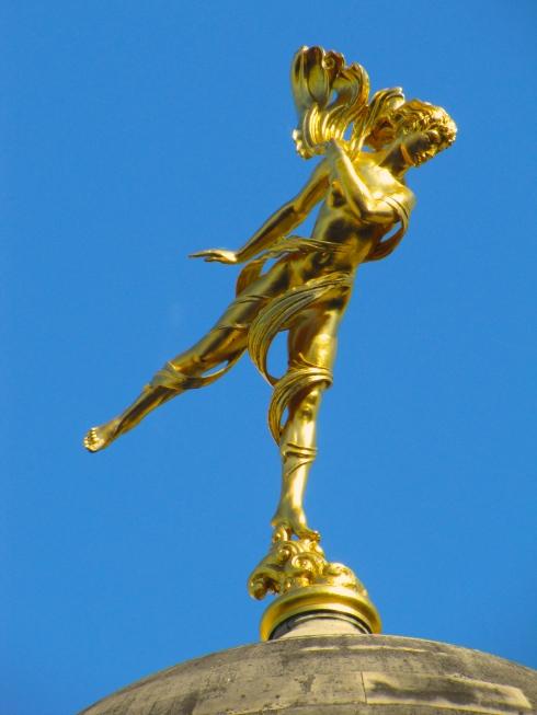 Golden Angel Bank of England